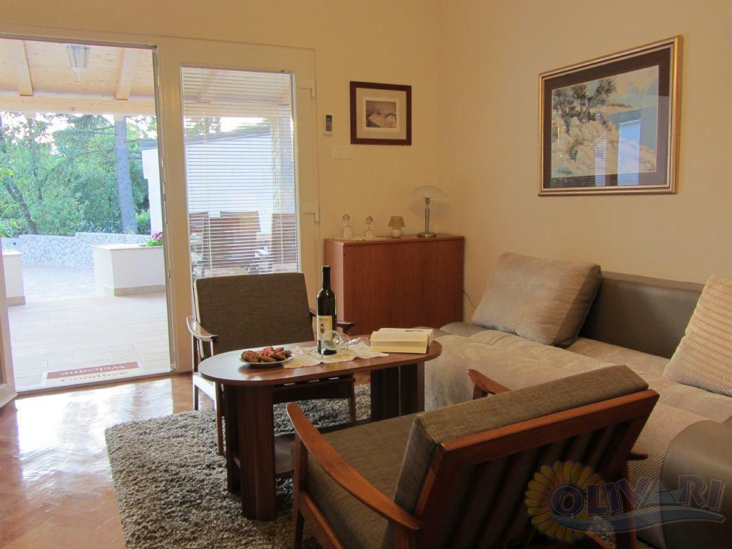 Vacation house Lujo island Krk Malinska