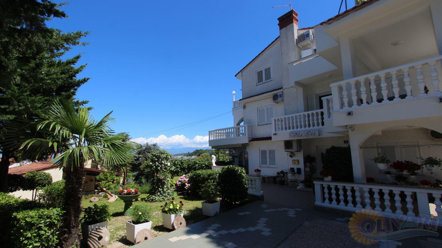 Ferienwohnungen Villa Iva Insel Krk Malinska