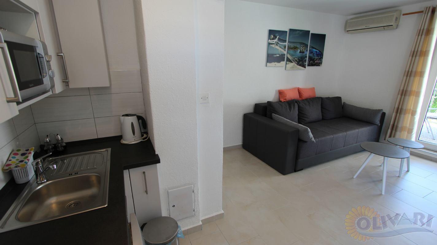Apartman Anita otok Krk Malinska