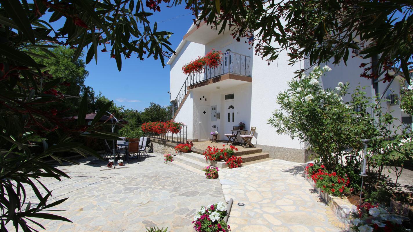 Ferienwohnungen Stijak, Insel Krk, Malinska