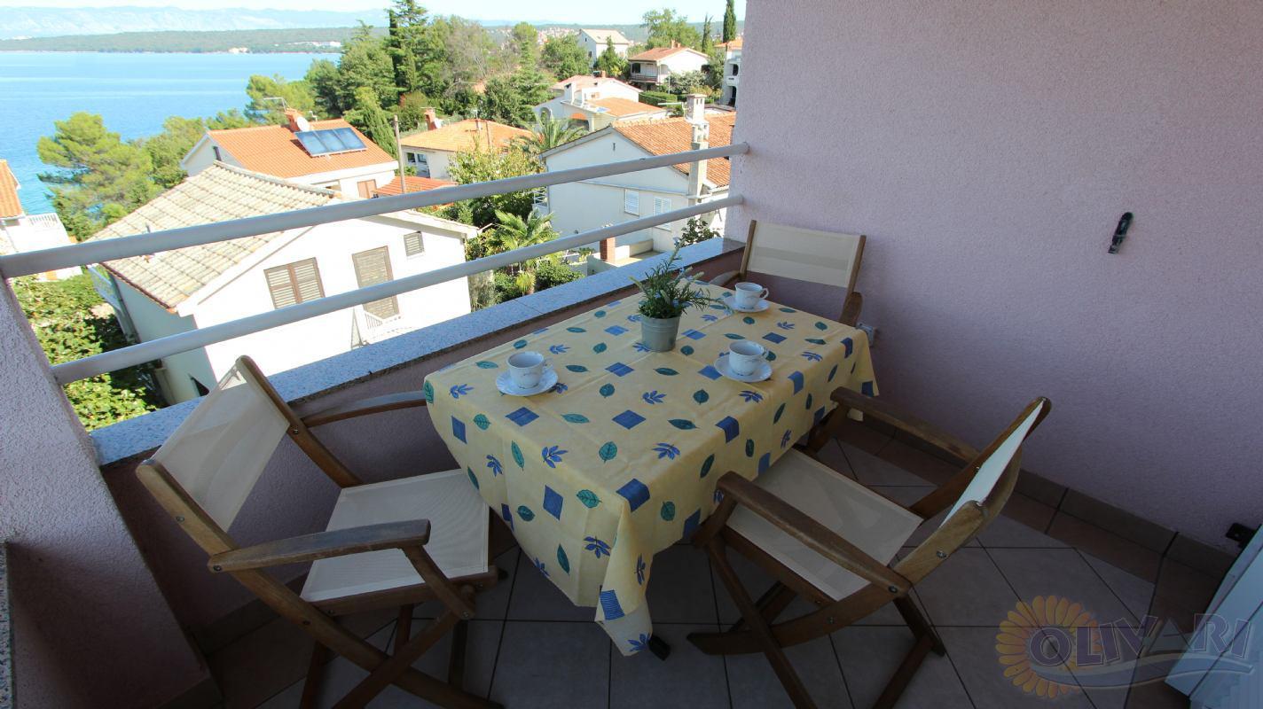 Apartment Hana Island Krk Vantačići