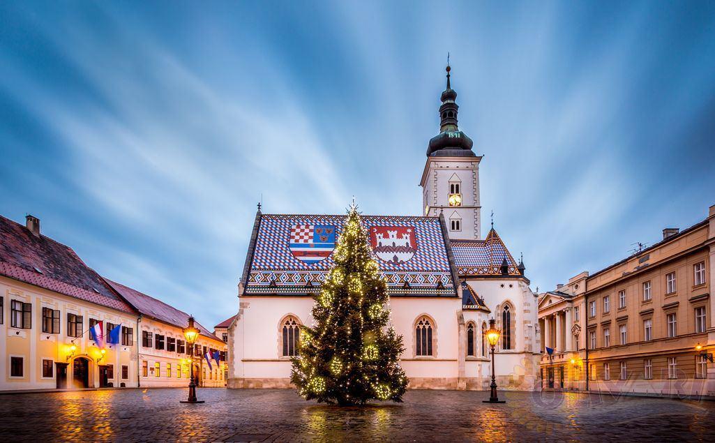 Advent in Zagreb