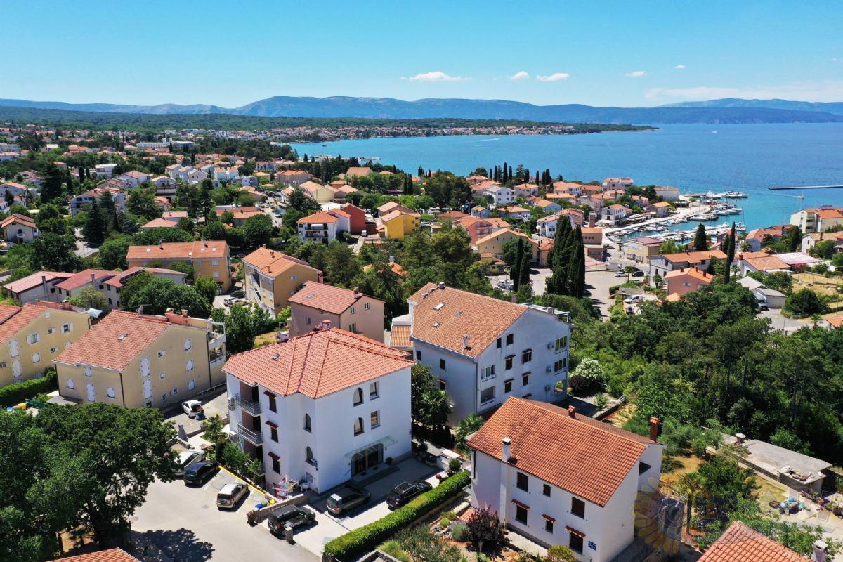 Ferienwohnungen Mary, Insel Krk, Malinska
