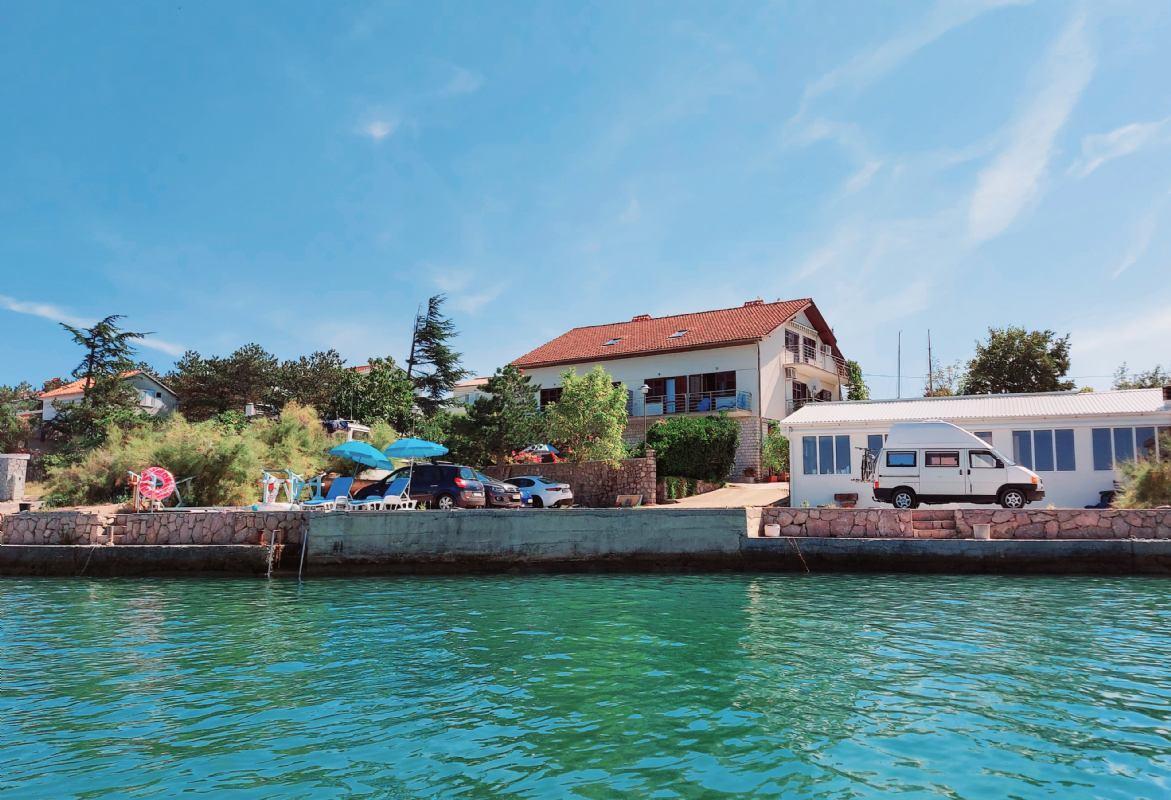 Ferienwohnungen Mara Jurić, Insel Krk, Klimno