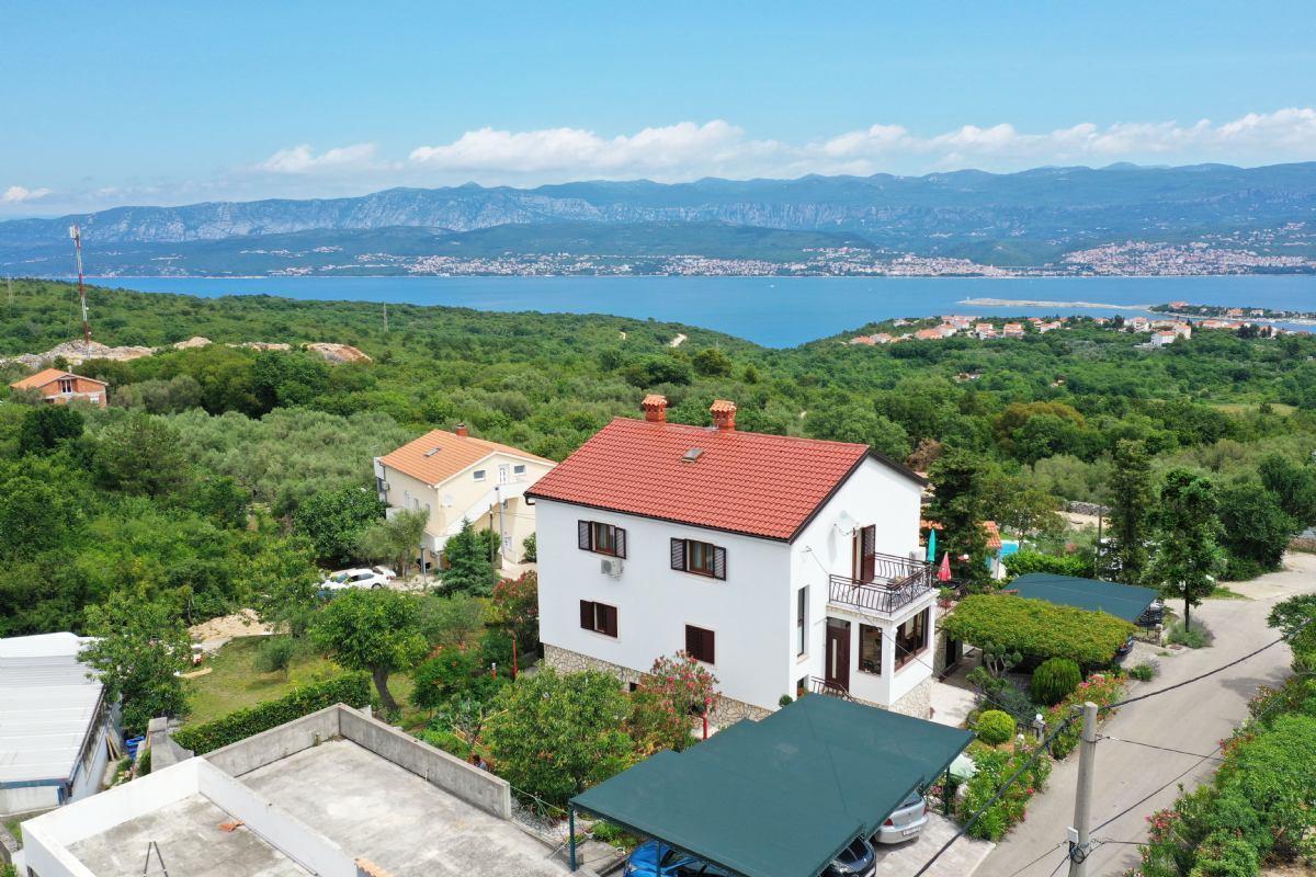 Ferienwohnungen Navy & Olivia, Insel Krk, Polje