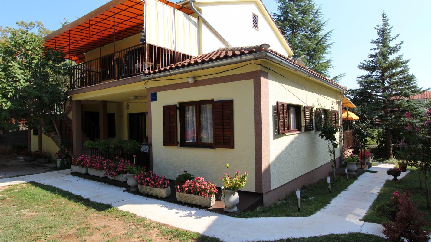 Ferienwohnungen Trupec, Insel Krk, Malinska