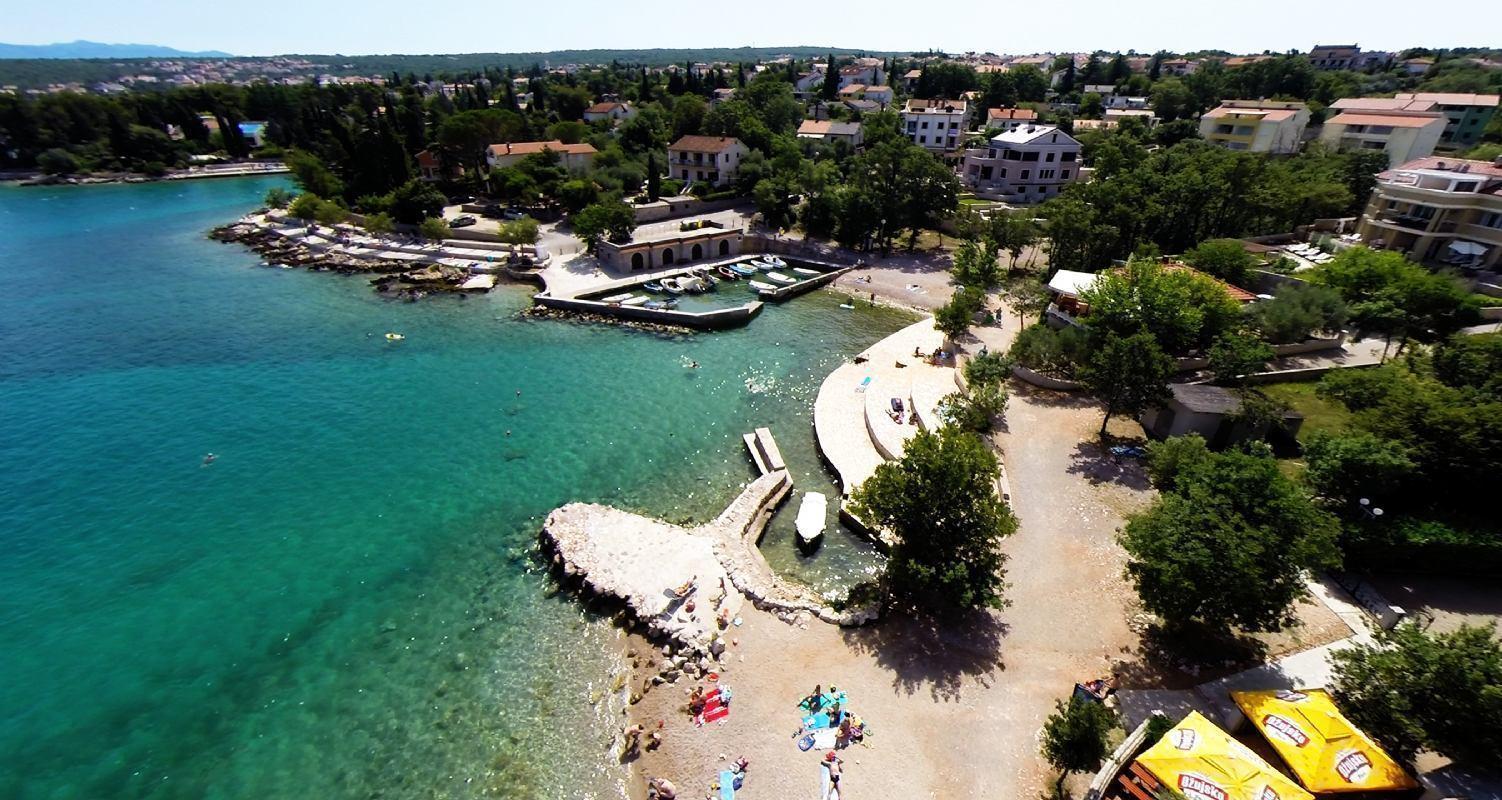 Apartmani Miro otok Krk Vantačići Malinska