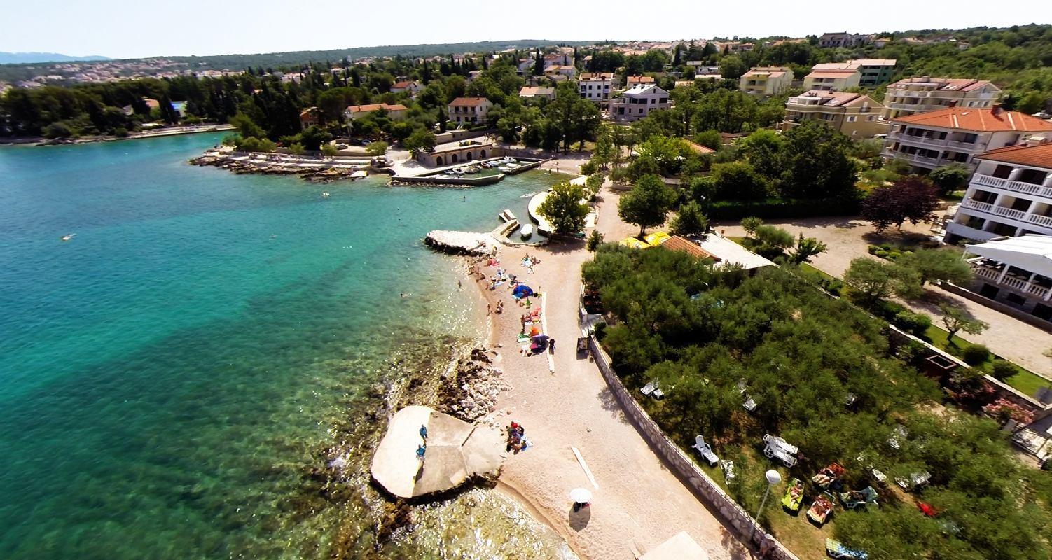Apartmani Brankica otok Krk Vantačići Malinska