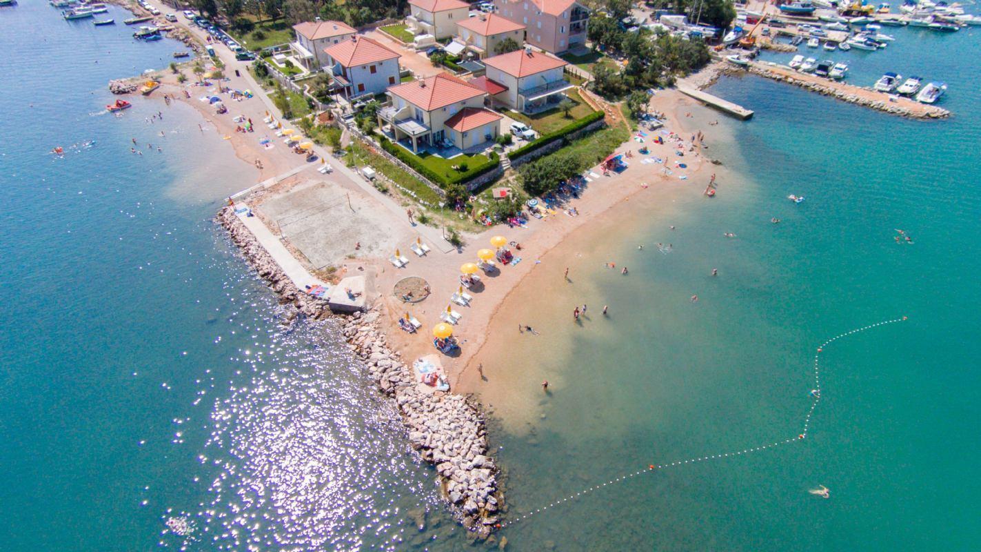 Apartmani Kamenar otok Krk Klimno