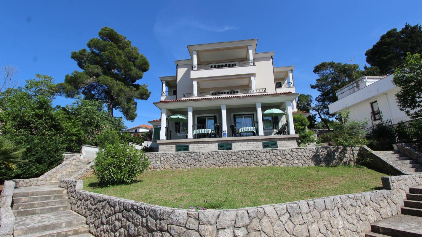 Apartmani Škarpa otok Krk Malinska