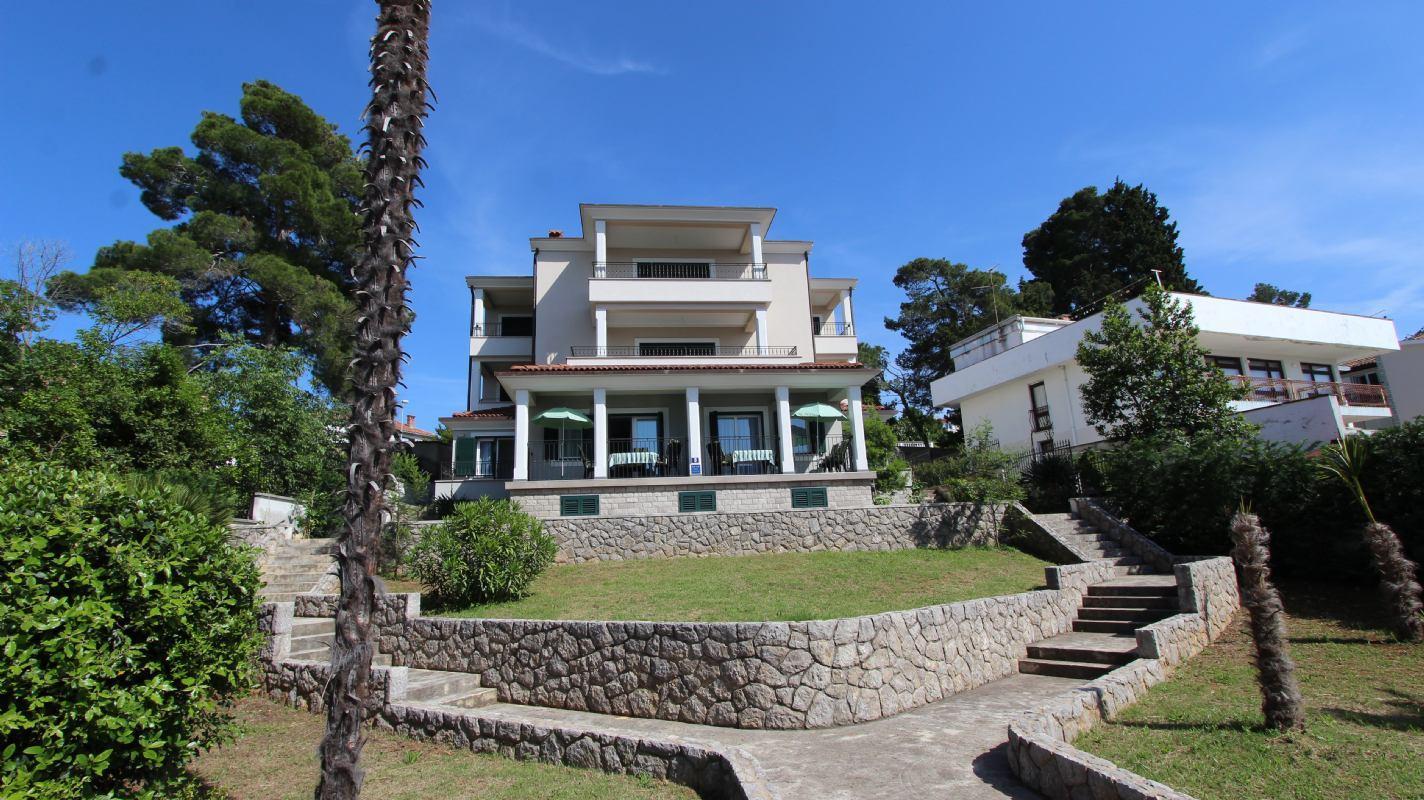 Apartmani Škarpa, otok Krk, Malinska
