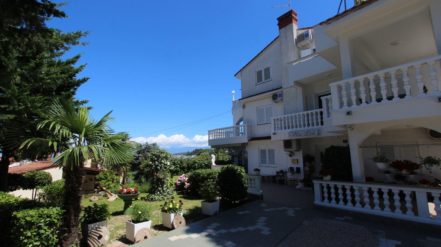 Apartmani Villa Iva otok Krk Malinska