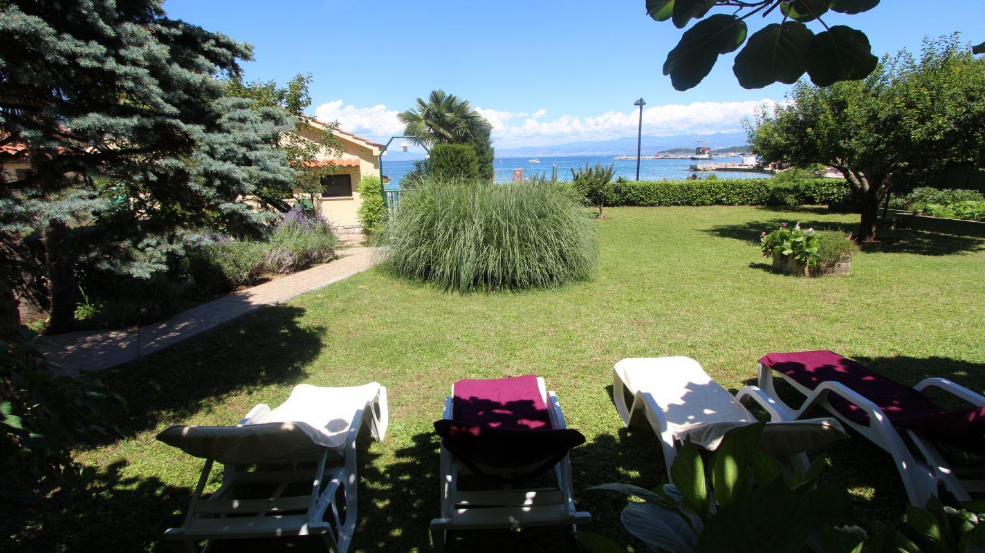 Ferienwohnungen Villa Iva, Insel Krk, Malinska