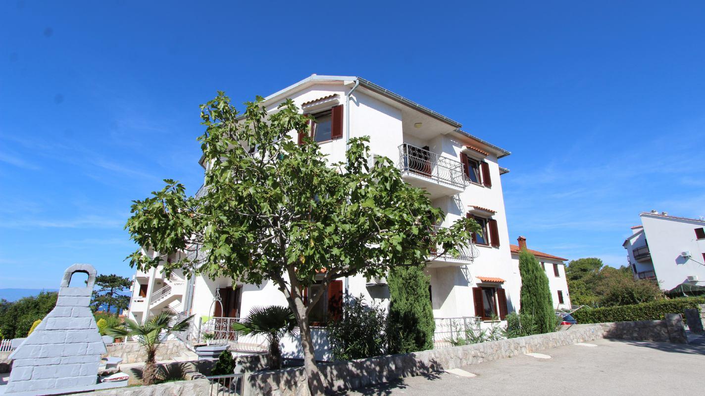 Apartmani Ljupko, otok Krk, Malinska