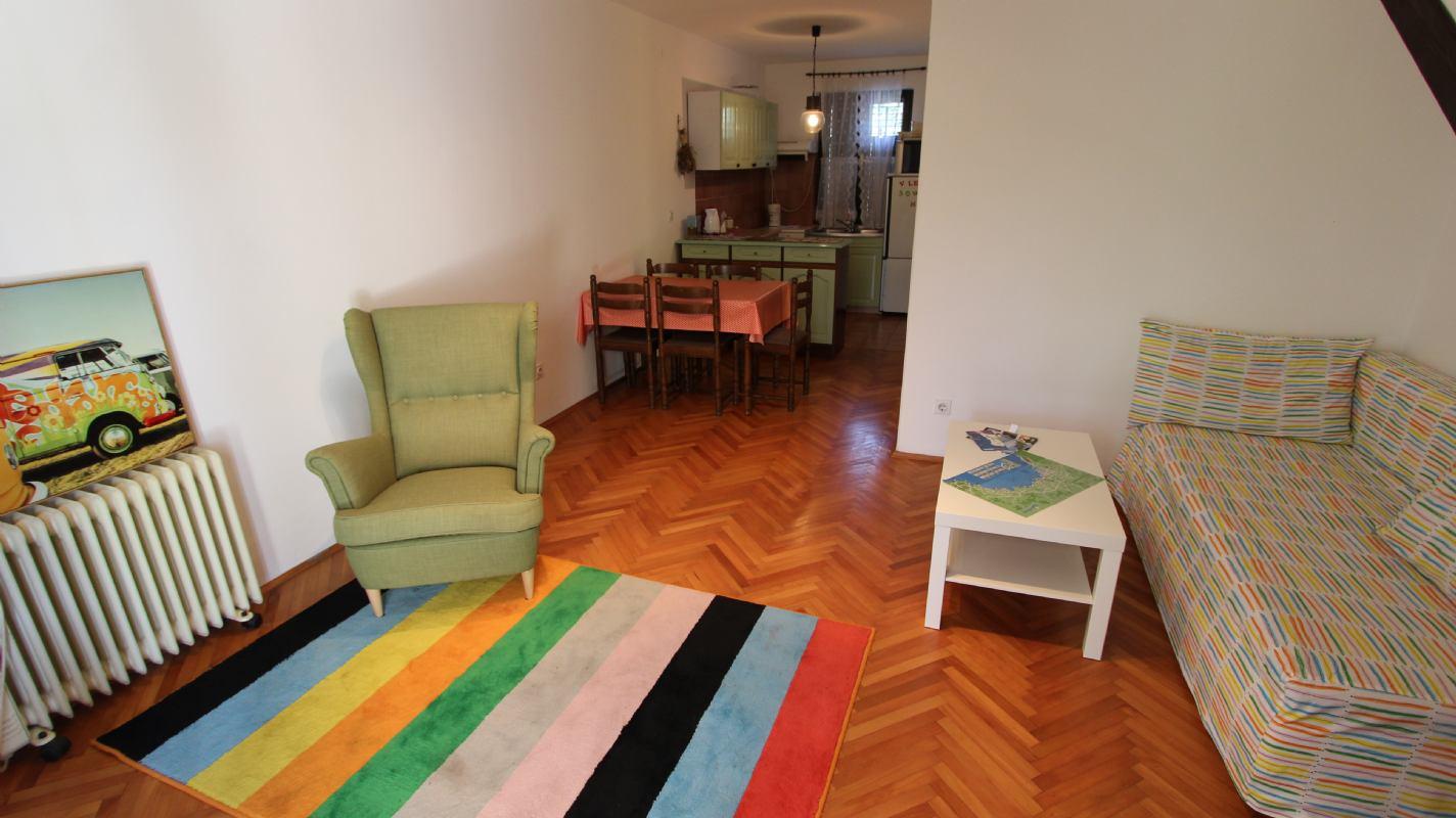 Apartman Gita otok Krk Malinska