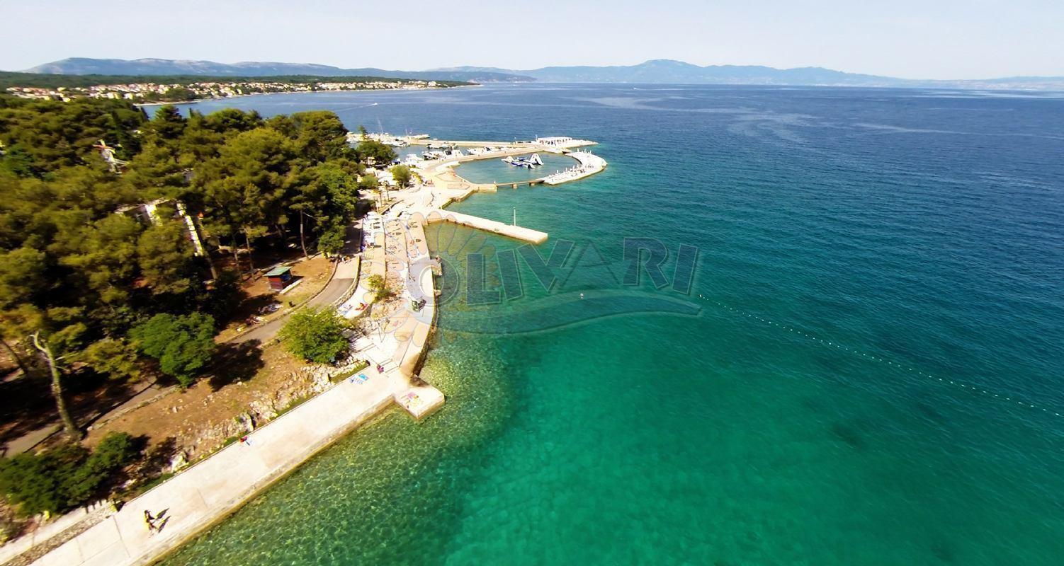 Ferienwohnungen Adrijana Insel Krk Malinska