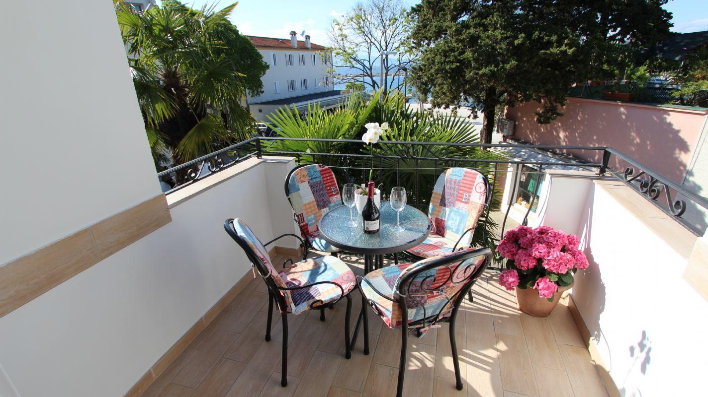 Apartman Ivona, otok Krk, Malinska