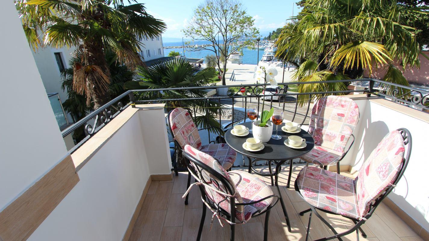 Apartman Nika, otok Krk, Malinska