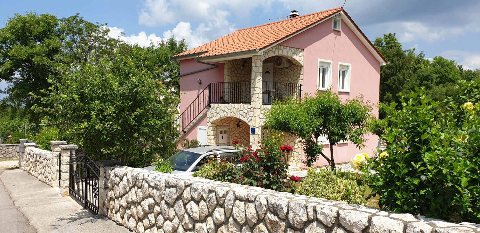 Apartmani Roses Otok Krk Sveti Ivan Dobrinj