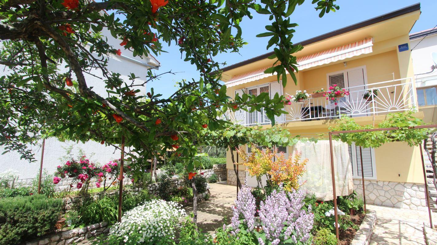 Ferienwohnung Lesica, Insel Krk, Sužan
