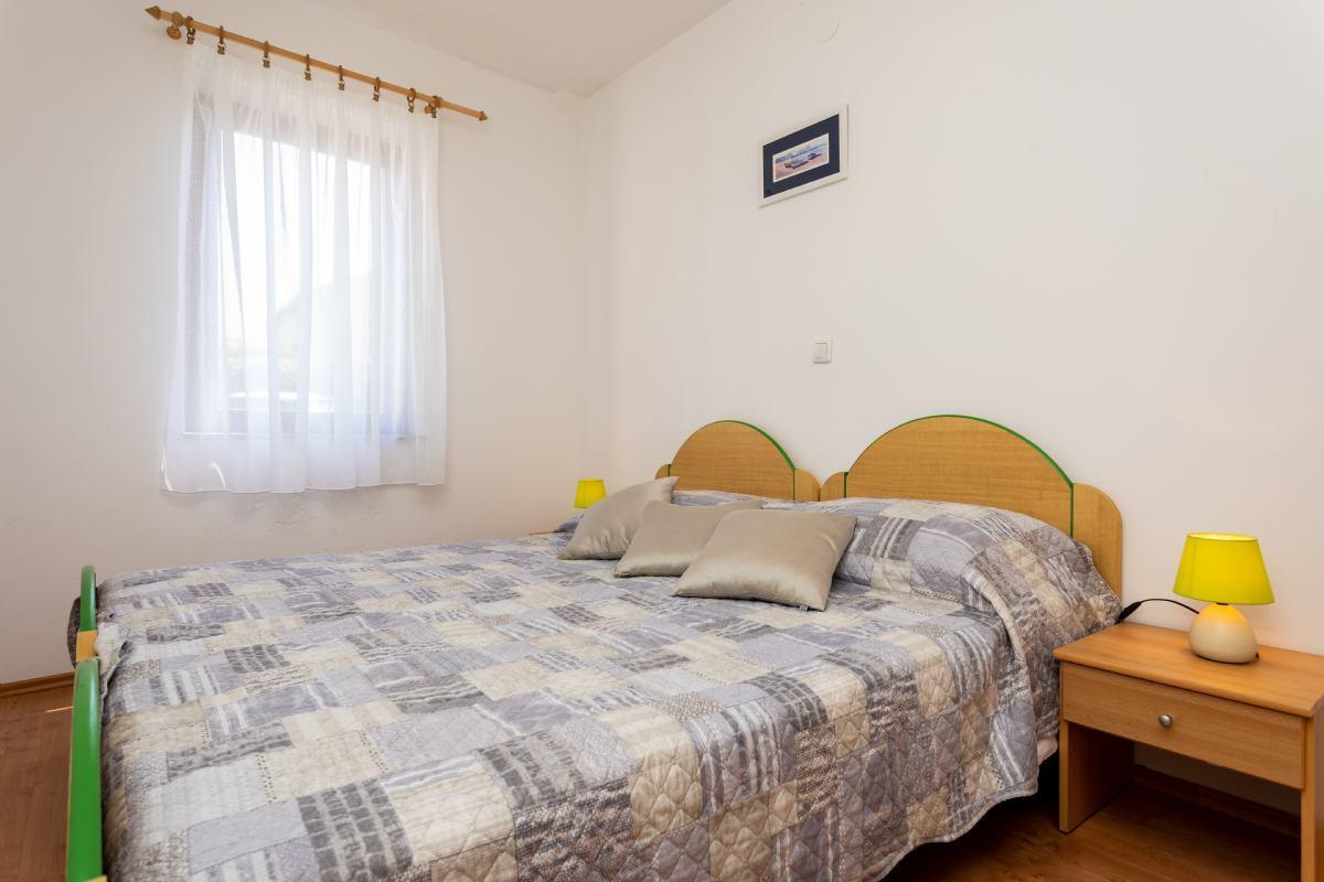 Apartman Seršić 2 otok Krk Malinska
