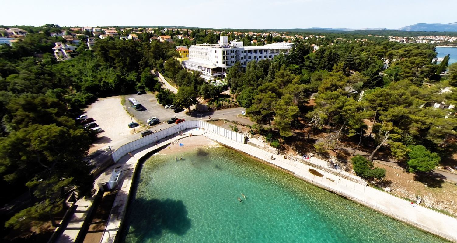 Villa Dora otok Krk Malinska