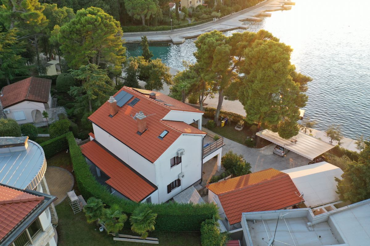 Apartmani Olivari otok Krk Malinska