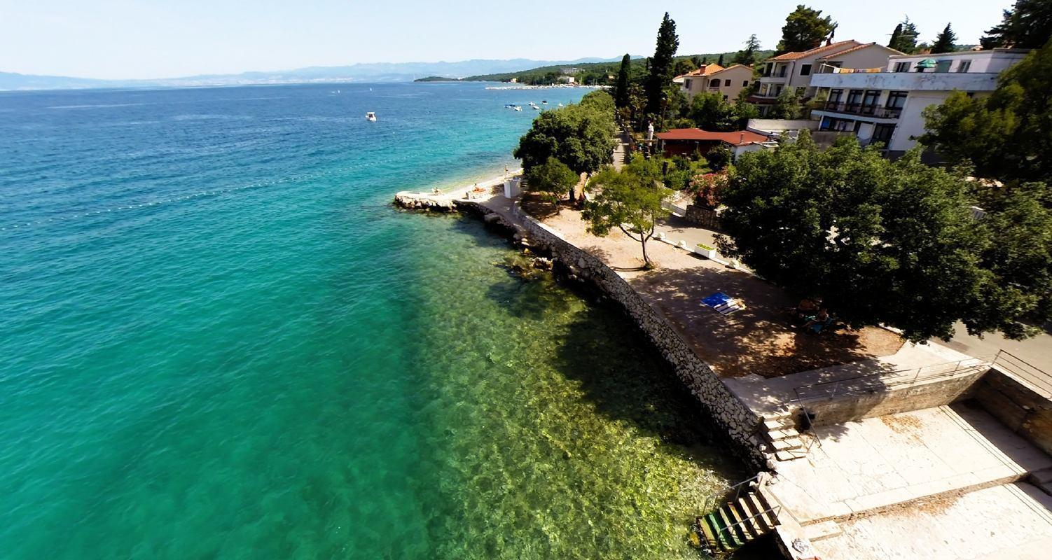 Apartmani Seršić Otok Krk Malinska