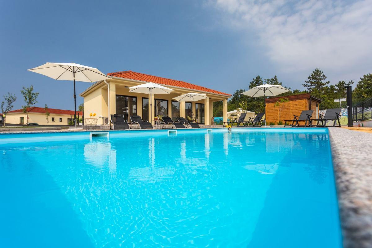 VSG Resort apartmani otok Krk Klimno