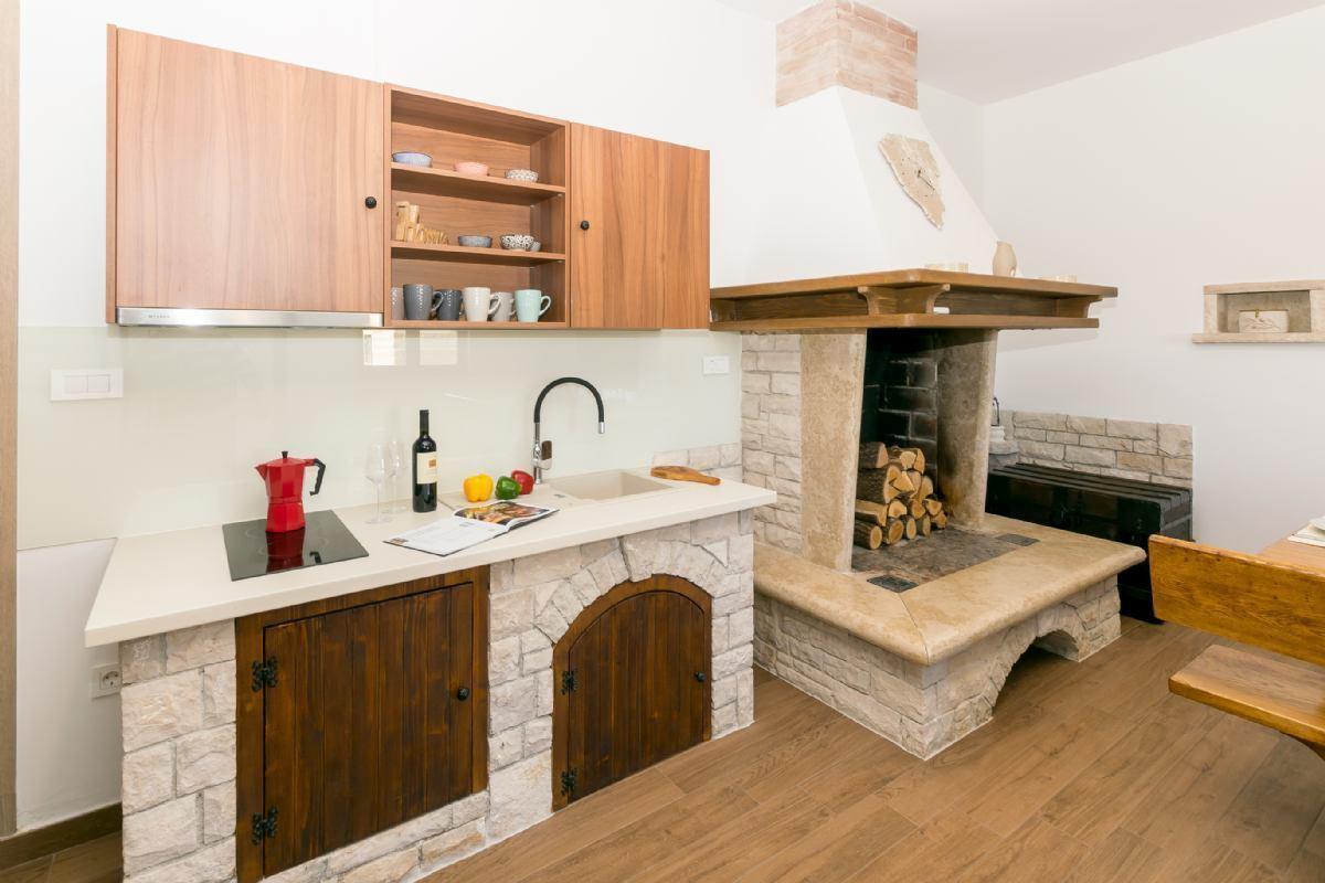 Kuća za odmor Villa Mattuzzi s bazenom Istra Loborika