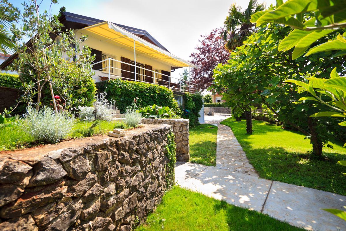 Kuća za odmor Luka, otok Krk, Malinska