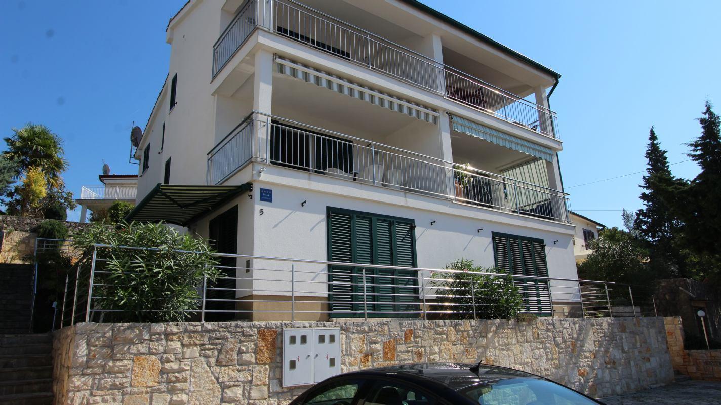Appartamenti Adriaisola di Krk Malinska